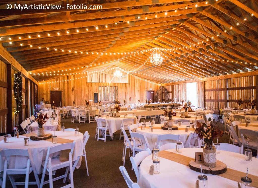 Die traumhafte Location und das perfekte Restaurant zur Hochzeit finden - #134658145   © MyArtisticView - Fotolia.com